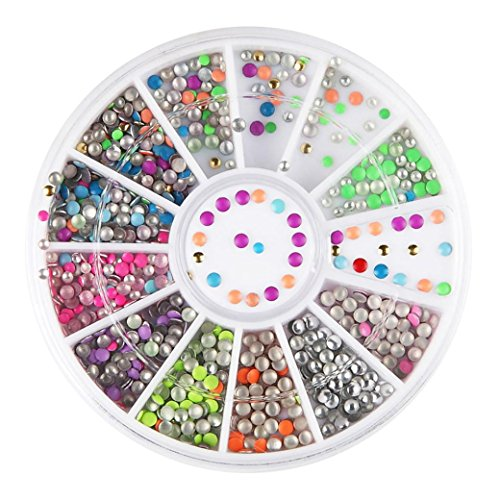 Nail Art Stickers DecalsWuyiMC 3D Different Designs Decal Stickers Nail Art Nail Art Stamper Tip DIY Decoration Stamping Manicure Nail Art Supplies