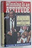 img - for Winning Is an Attitude: A Season in the Life of John Chaney and the Temple Owls 1st edition by Wartenberg, Steve (1991) Hardcover book / textbook / text book