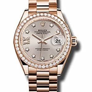 Rolex Datejust automatic-self-wind womens Watch 279135 (Certified Pre-owned)