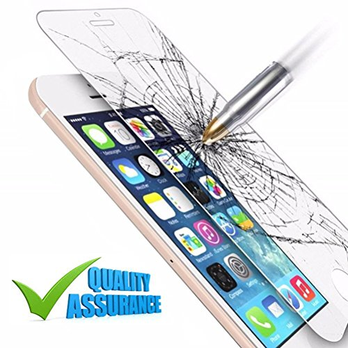 iPhone 7 Plus / 8 Plus Screen Protector - [HD Clear] [Japanese Material] 9H Anti Shock Tempered Glass for Apple iPhone 7 Plus [iPhone 7/8 - Glasses Women Vuitton Louis For