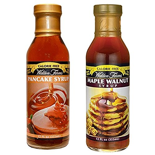 Maple Walnut (Walden farms Calorie Free Maple Walnut Syrup & Pancake Syrup 12 oz)