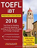 img - for TOEFL iBT Preparation Book: Test Prep for Reading, Listening, Speaking, & Writing on the Test of English as a Foreign Language book / textbook / text book