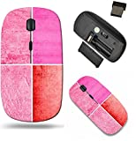 Liili Wireless Mouse Travel 2.4G Wireless Mice with USB Receiver, Click with 1000 DPI for notebook, pc, laptop, computer, mac book The Best of Collection old fashioned grunge background 29214823