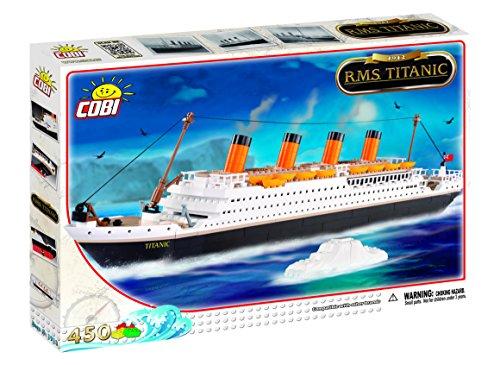 COBI RMS Titanic Building Block Kit (Ship Building Kit)