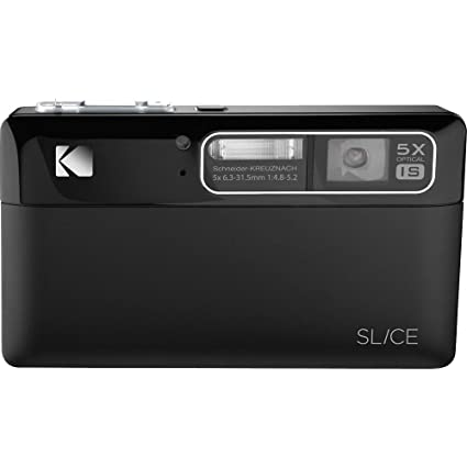 Amazon.com : Kodak Slice 14MP Digital Camera with Schneider