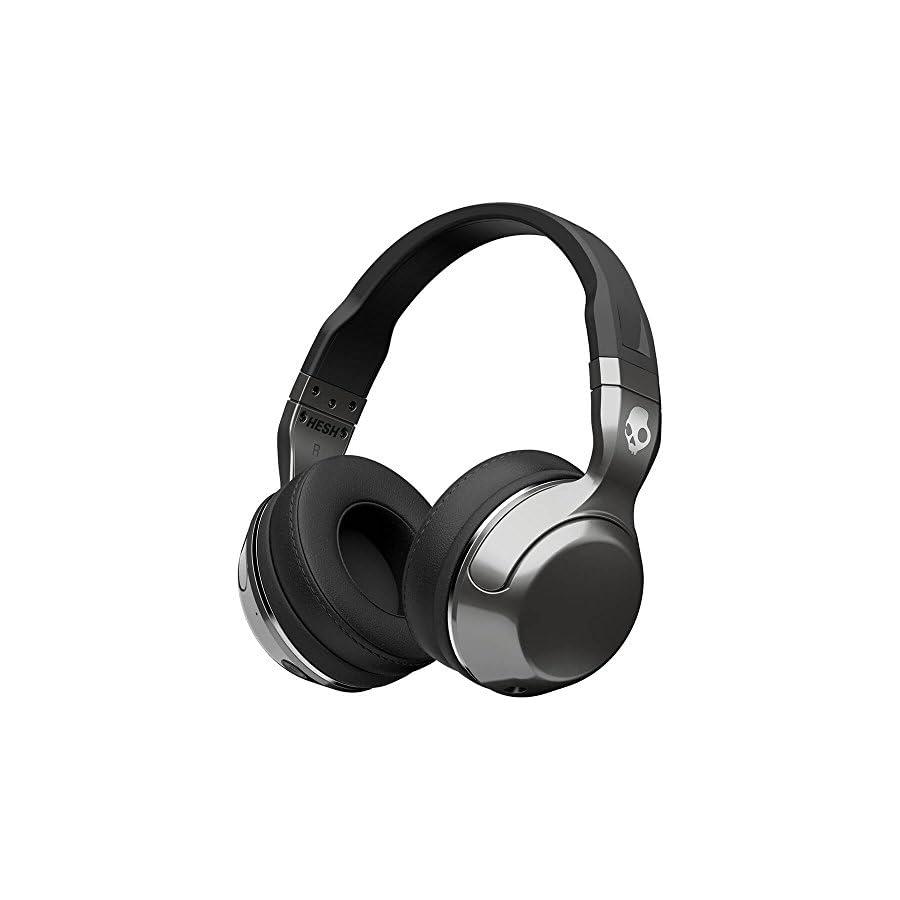 Bluetooth Wireless Over Ear Headphones