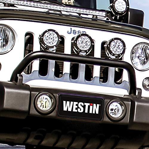 Westin 62-41055 Snyper Bumper Mount Light Bar for Jeep Wrangler JK