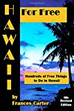 Hawaii for Free, Frances Carter, 149744358X