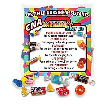 CNA (Asistentes de Enfermería) Paquetes de golosinas de ...