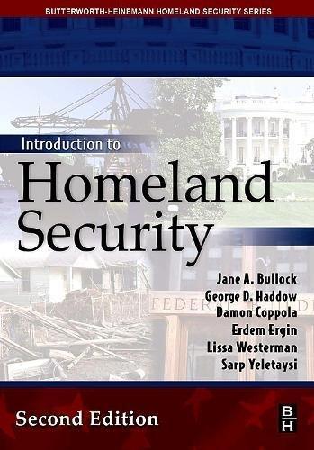 Introduction to Homeland Security (Butterworth-Heinemann Homeland Security)