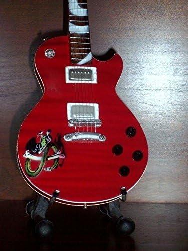 Mini Guitarra GUNS N ROSES SLASH La Serpiente Figurilla Presente ...