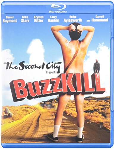 Second City Presents: Buzzkill [Blu-ray]