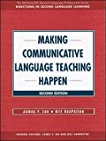 Making Communicative Language Teaching