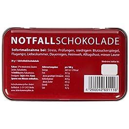 Notfallschokolade bei Stress oder Kummer