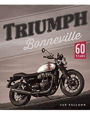 Triumph Bonneville: 60 Years