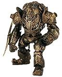 Funko Dwarven Colossus (2017 Summer Con Exclusive) Deluxe POP! Games x The Elder Scrolls Online - Morrowind Vinyl Figure + 1 Video Games Themed Trading Card Bundle (14333)