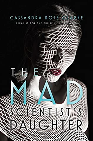 book cover of The Mad Scientist\'s Daughter