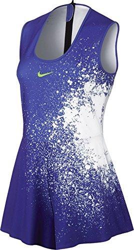 Nike Tennis Dress - Womens NikeCourt Power Tennis Dress, Size Medium