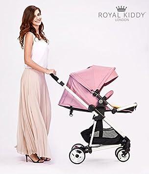 Royal Kiddy London - Cochecito de bebé Euphoria 2 en 1 con ...