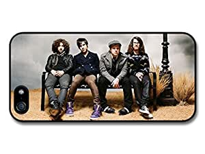 Fall Out Boy FOB Gang Sitting On Bench case for iPhone 5 5S A3618