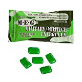 MEG - Military Energy Gum | 100mg of Caffeine Per