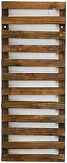LQQGXL Mensola in Legno massello, mensola Creative, Struttura per Arrampicata Plant, Stand di Fiori (Dimensioni : 24 * 90cm)