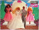 Barbie And Ken Wedding Party 63 Piece Floor Puzzle