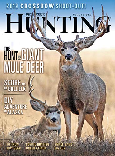 Petersen's Hunting - & Stream Field Magazine