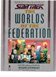 The Worlds of the Federation, Steve Johnson, 0671669893