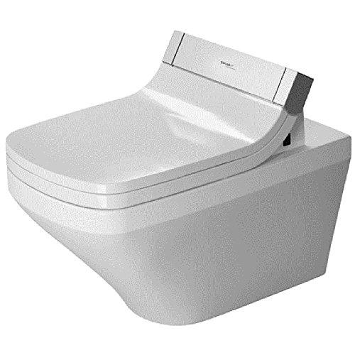 Duravit Toilet Bowl - Duravit 2537590092 Durastyle Toilet Bowl Wall-Mounted Washdown