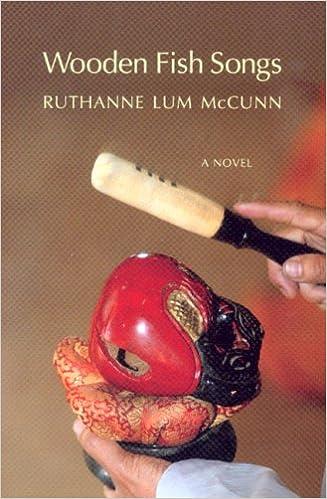 Wooden Fish Songs: A Novel, Lum McCunn, Ruthanne