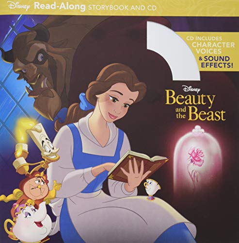 Beauty and the Beast Read-Along Storybook and
