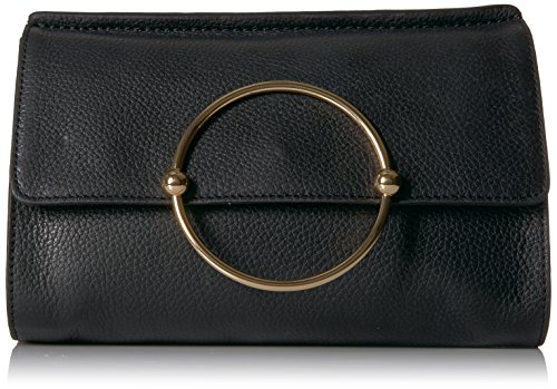MILLY Astor Flap Clutch by MILLY