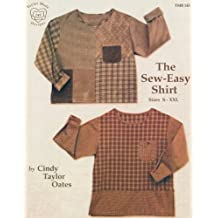 Taylor Made Designs Patterns-The Sew Easy Shirt