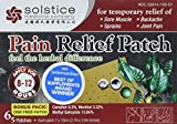 SOLSTICE MEDICINE COMPANY Solstice Pain Relief Patch, 0.02 Pound For Sale