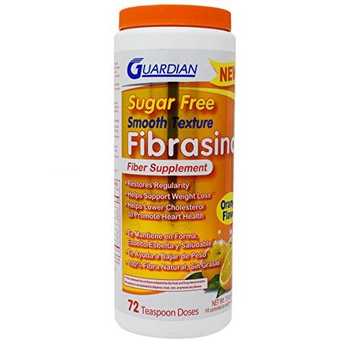 Fibrasina Fiber Supplement Smooth Texture 15oz