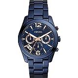 Fossil Perfect Boyfriend Sport Multifunction Stainless Steel Watch
