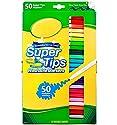Aorunji 耐久性のある 50厚のヒントショートボディマーカーペンの水彩ペンのパックの商品画像