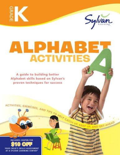 Download Kindergarten Alphabet Activities (Sylvan Workbooks) (Language Arts Workbooks) ebook