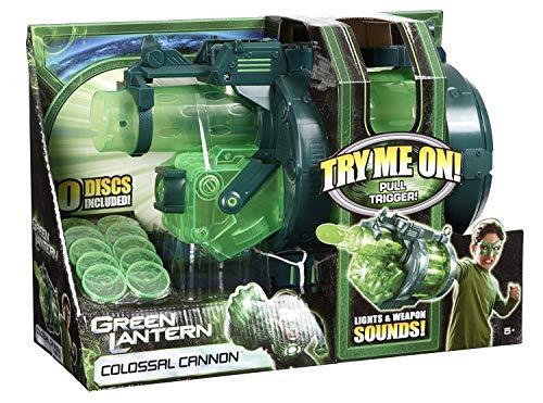 - Green Lantern Colossal Cannon Blaster