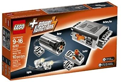 LEGO® Technic, Power Function Accessory box - Item #8293