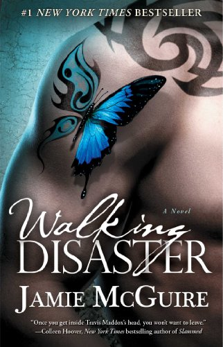 Walking Disaster: A Novel (Beautiful Book 2) by [McGuire, Jamie]