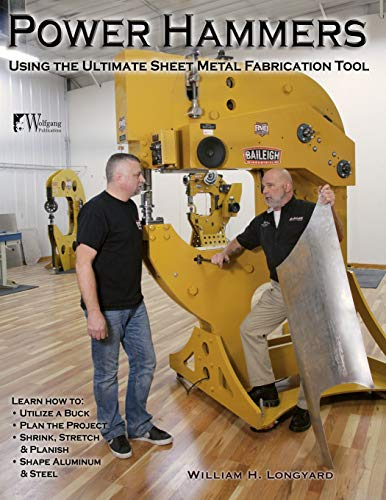 Power Hammers: Using the Ultimate Sheet Metal Fabrication -