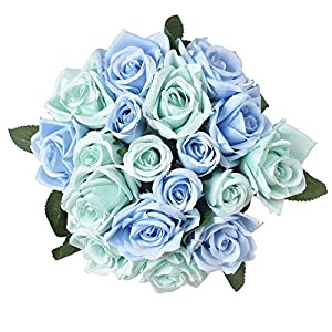 Furnily Rose Artificial Flower 2 Bouquet … 81