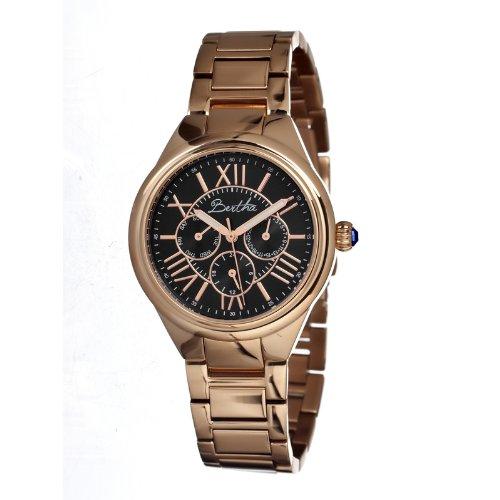 bertha-womens-bthbr1405-rachel-rose-gold-black-stainless-steel-bracelet-watch
