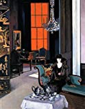 Interior: The Orange Blind - By Francis Campbell Bolleau (F.C.B.) Cadell - Canvas Prints 16' by 21' Unframed