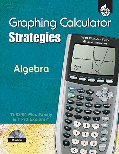 - Graphing Calculator Strategies: Algebra (Professional Resources)