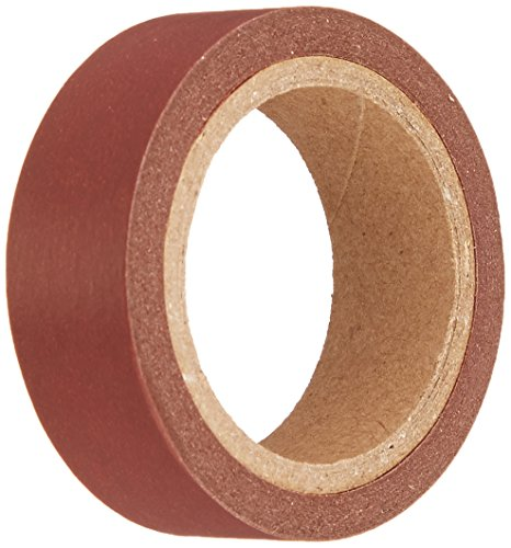 Washi Tape Roll 625 Brown