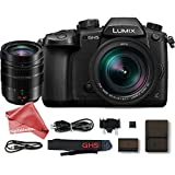 PANASONIC LUMIX GH5 4K Mirrorless Digital Camera DigitalAndMore Bundle (Includes GH5 Body + 12-60mm Professional Lens)