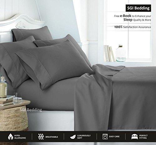 100 cotton king size sheets - 7